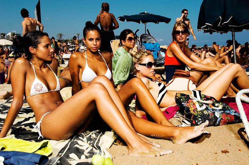фото на пляже ххх