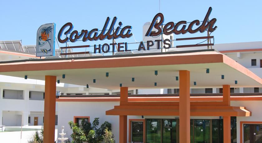 Отель Corallia Beach Hotel Apartments, Пафос, Кипр