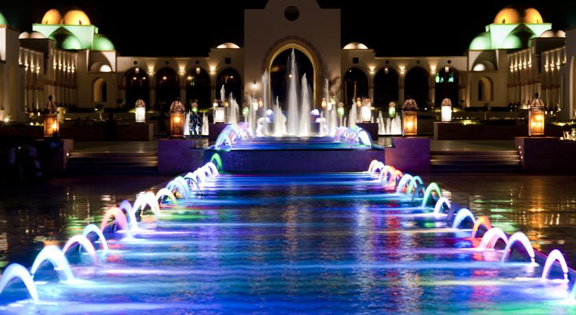 Отель Old Palace Resort Sahl Hasheesh, Сахль-аль-Хашиш, Египет
