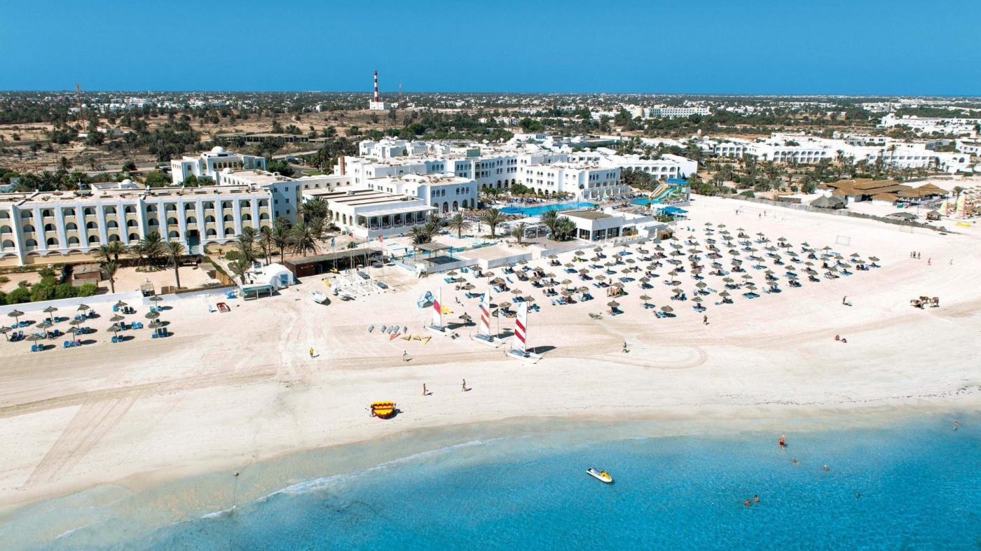 тунис джерба туры цены