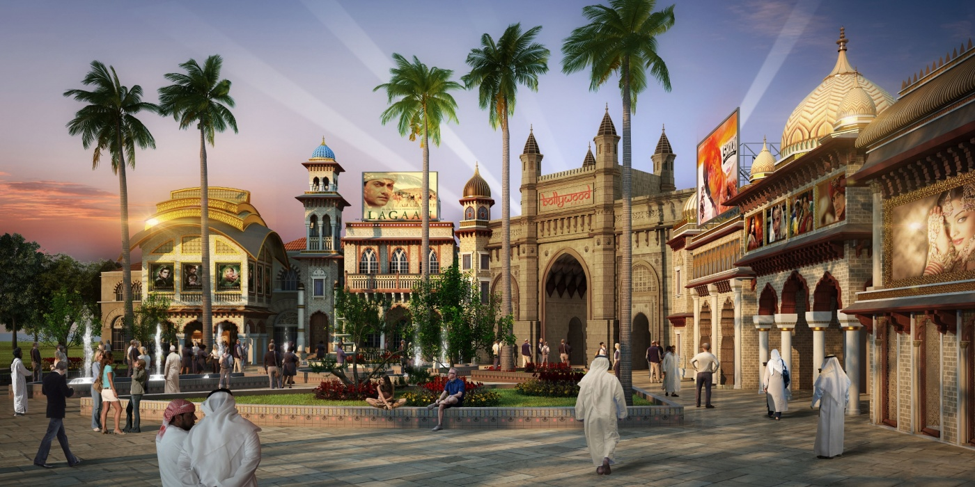 Dubai Parks & Resorts Limited