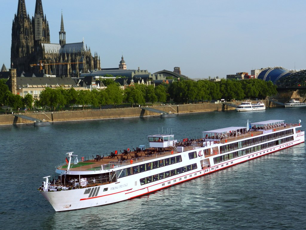 Круиз организовывает американский оператор Viking Cruises