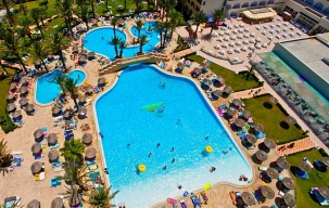 Тур в Тунис, Монастир, Houda Golf & Beach Club 3★