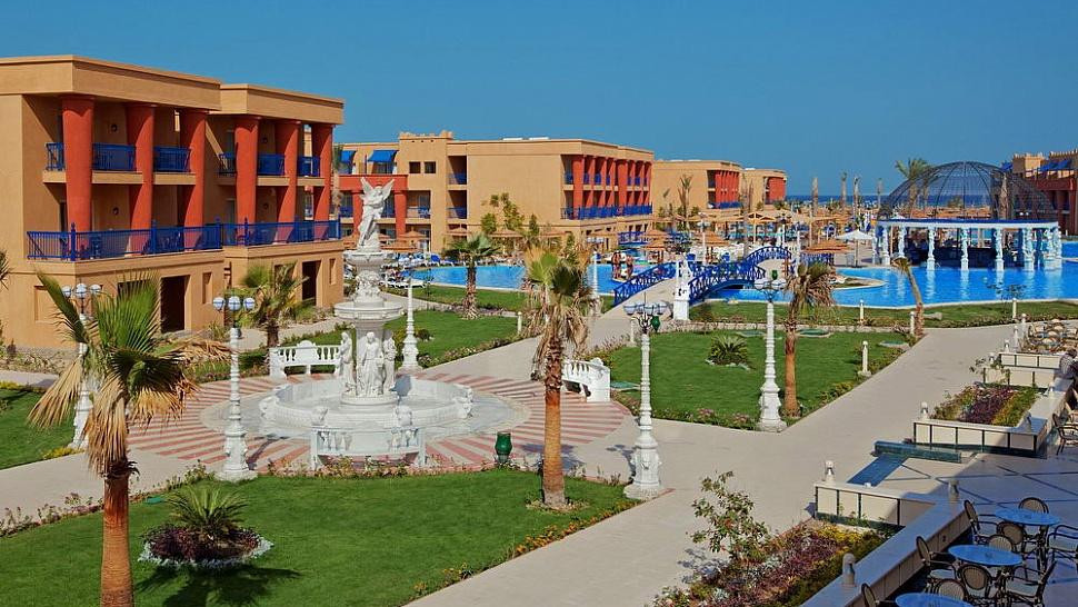 Отель titanic palace египет
